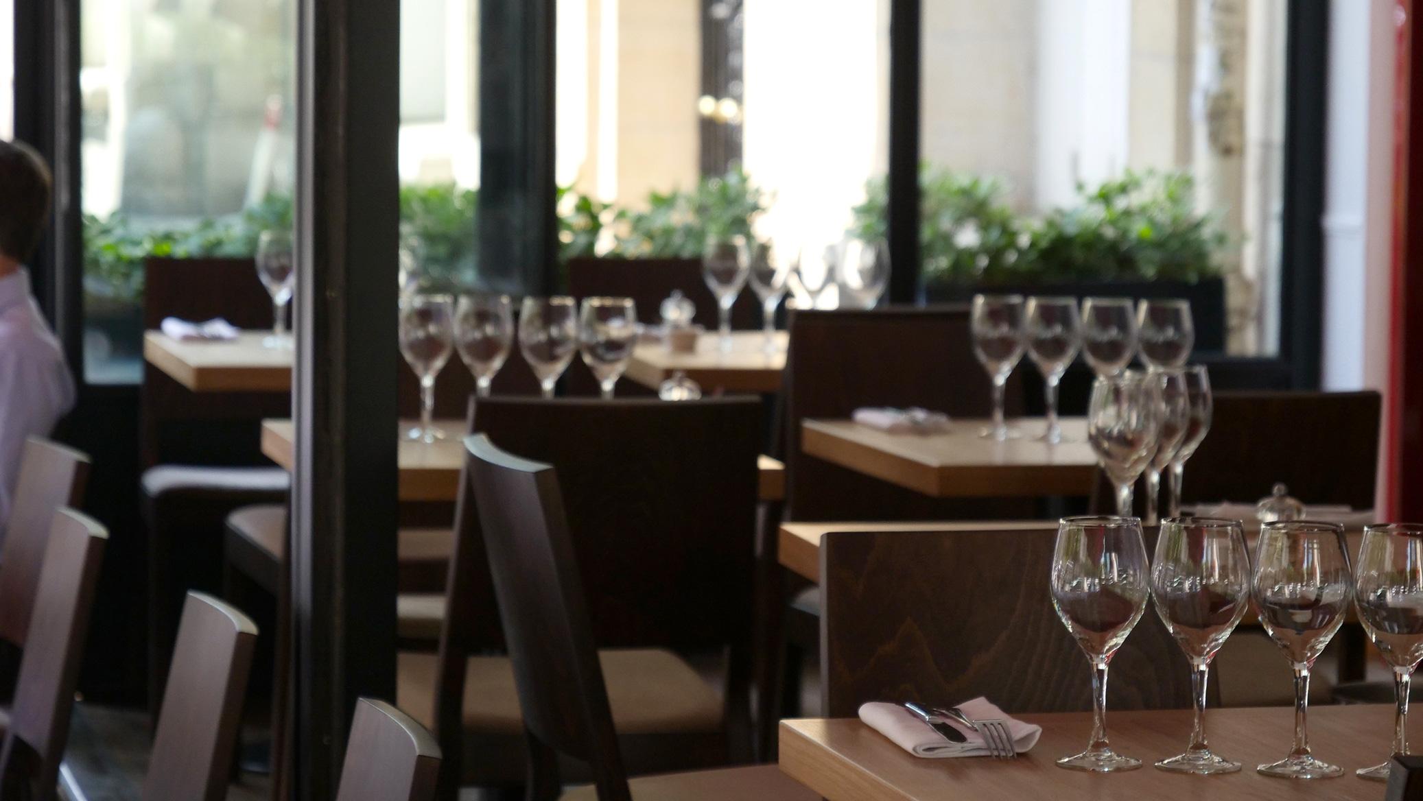Tables L'Aligot Paris 17