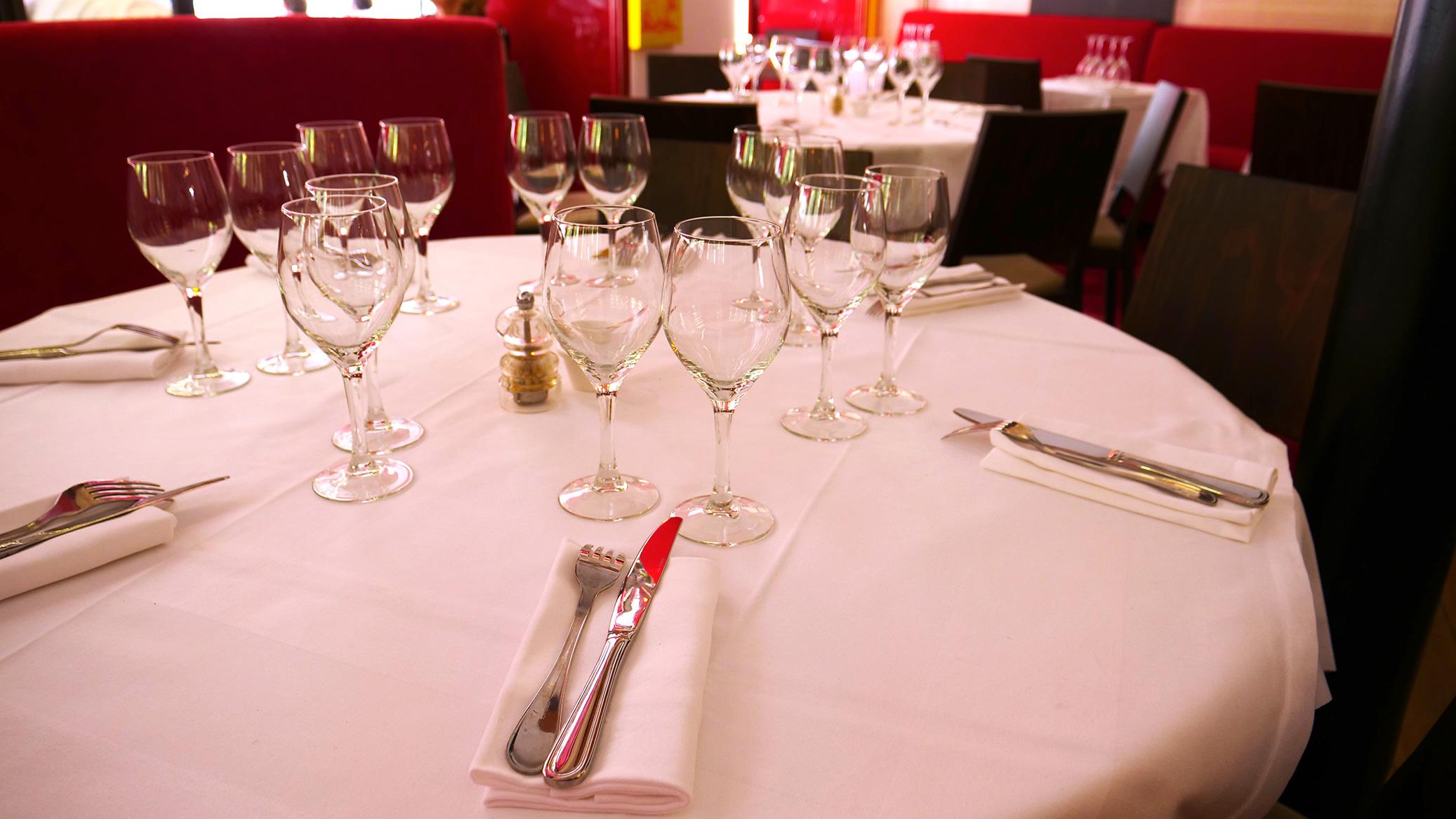 Table L'Aligot Paris 17
